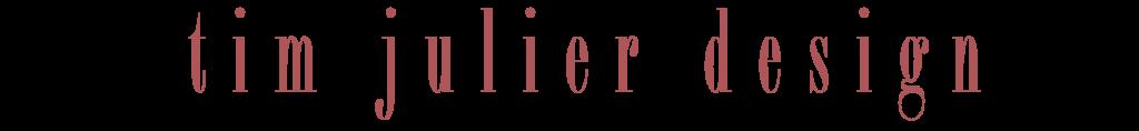 Tim Julier Design text
